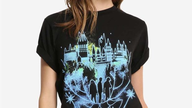 There's A Whole Line Of Harry Potter Apparel And It's Magical
