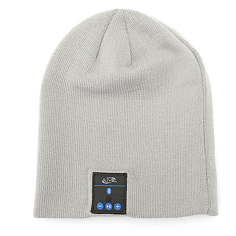 iLive Bluetooth Wireless Beanie Cap w/ Built-in Speakers