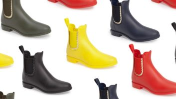 Don't Wait Until Fall--Buy These Cute Rain Boots While They're On Sale For Just $39 Right Now