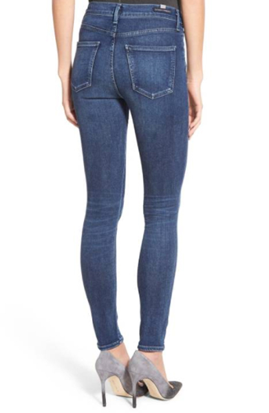 citizens of humanity sculpt rocket high waist skinny jeans