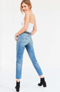 Levi's Wedgie High-Rise Jean