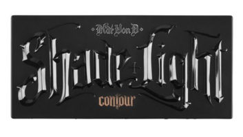 Kat Von D's Shade + Light Contour Palette Will Give You Model-Worthy Cheekbones, No Questions Asked