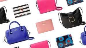 Psst! Here's Where To Get A Gorgeous Leather Kate Spade Bag For Less Than $100