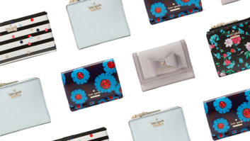 Sale Items At Kate Spade Are An Additional 30% Off--Get A Leather Wallet For Just $30 Right Now!