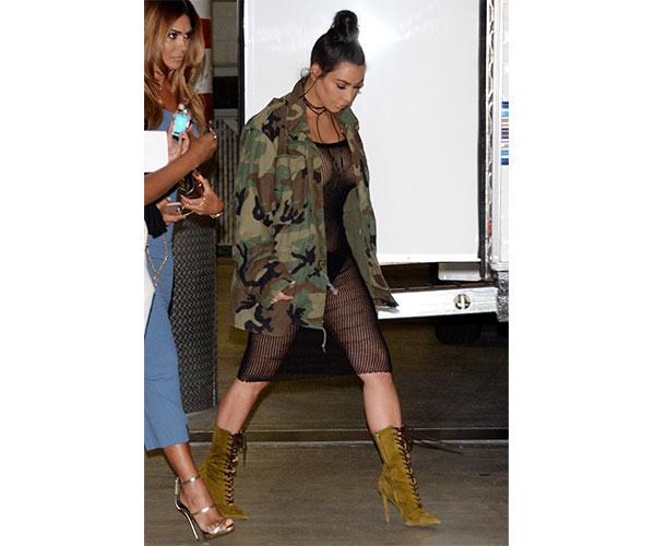 kim kardashian see-thru dress