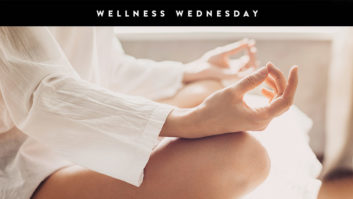Try This Simple Meditation Technique Tonight #WellnessWednesday