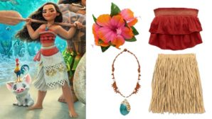 Here's How To DIY A Moana Halloween Costume This Year
