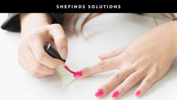 Use These Tricks To Make Your Nails Dry Faster #SHEfindsSolutions