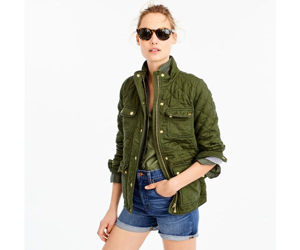 j crew new arrivals jumpsuit jacket