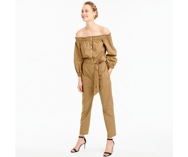 j crew new arrivals jumpsuit
