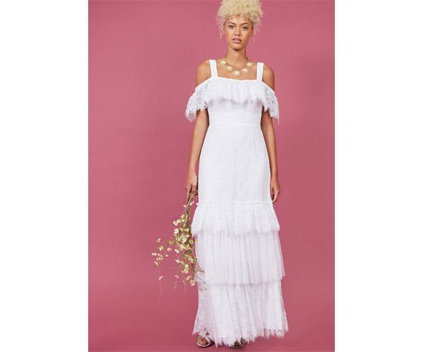 White Maternity Wedding Dresses 46 Best NEXT Millennial Pink Coats