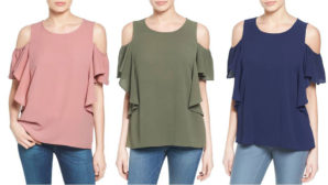 This Top Is Selling <em>Fast</em> At Nordstrom--Get One Before They're All Gone