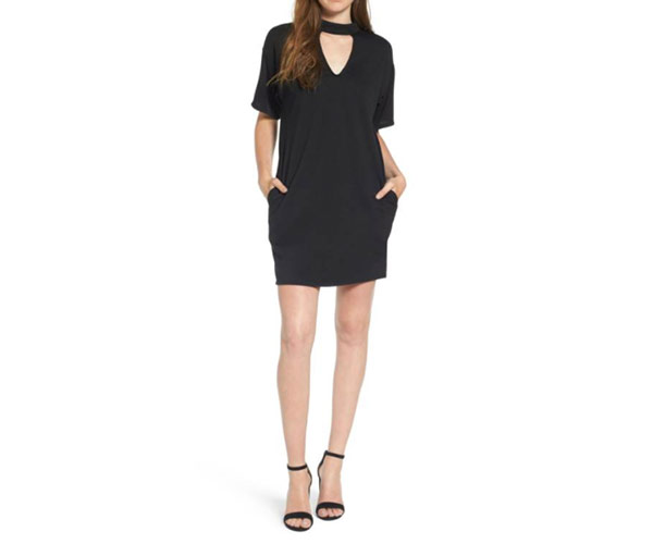 nordstrom gigi cutout dress