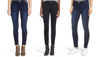 Nordstrom Shoppers <em>Love</em> These $39 Skinny Jeans--Get A Pair Before They're Gone!