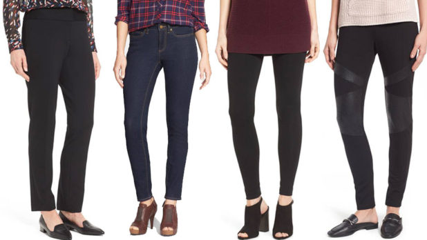 This Brand Makes Amazing Jeans, Pants & Leggings--They're <em>So</em> Flattering And Not Crazy Expensive