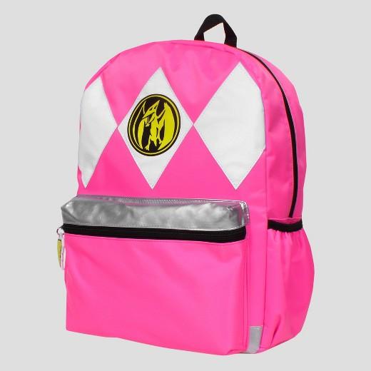 Power Rangers Pink Ranger Backpack