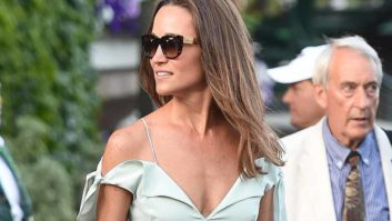 What Is Pippa Middleton Wearing? She's Practically Naked!