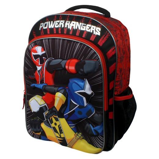 Power Rangers Triple Power 16 Kids' Backpack