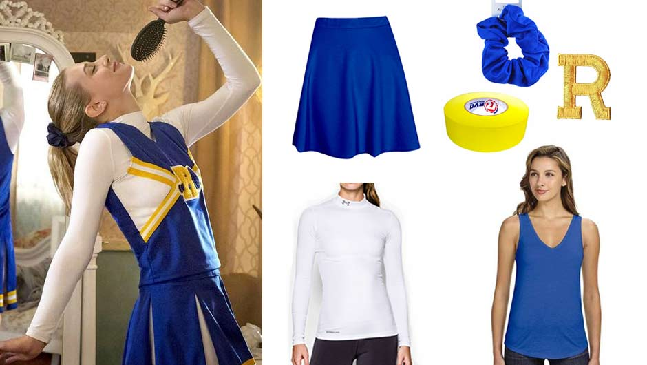 brave riverdale cheer outfits