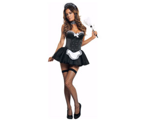 Adult Seductive Maid Costume ($44.99)  sc 1 st  SHEfinds & These Are The 10 Best Sexy Costume Ideas For Halloween This Year