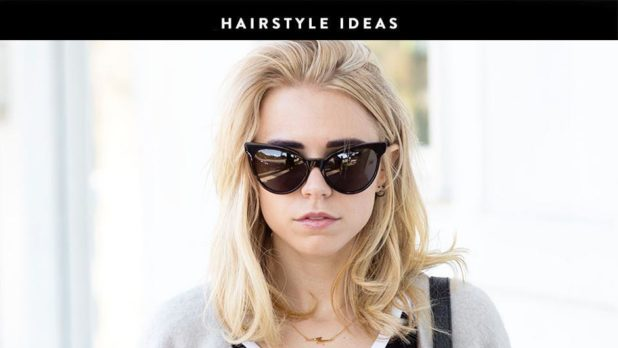 Pin These Pretty Side Part Hairstyle Ideas For Those Days When You Need Simple Hair Inspo
