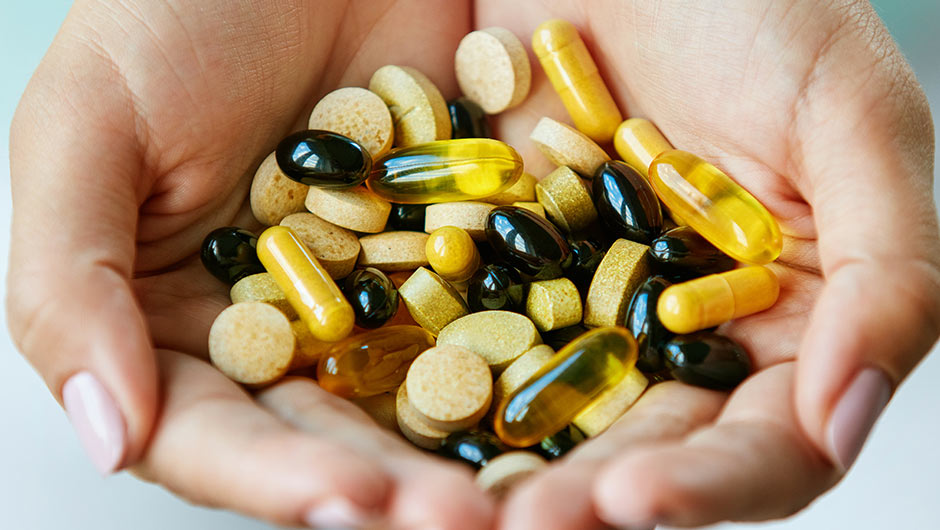 how to take all your supplements