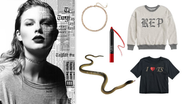 Here's How To DIY A Taylor Swift Halloween Costume, Inspired By Her New