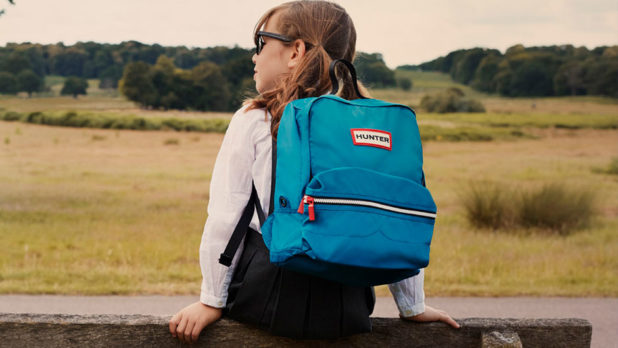 You Have To See The New Hunter Kids Back To School Campaign--It's <em>So</em> Adorable