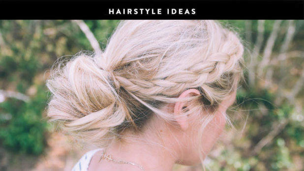 These Pretty Updo Hairstyles Require Practice, But They're <em>Oh So Worth It</em>