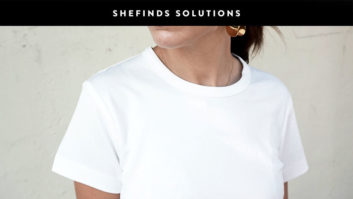 Once And For All, Here's How To Remove Yellow Stains From The Underarms Of White Shirts #SHEfindsSolutions