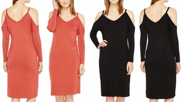 The Perfect Summer-To-Fall Transition Dress Is On Sale For Just $35 At Zappos Right Now