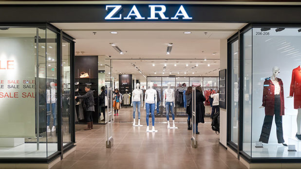Here's What's Coming To Zara This Month--Yas!