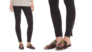 The Perfect Fall Leggings Are On Sale At Nordstrom Right Now And Selling <em>Crazy</em> Fast