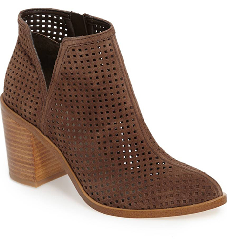 STATE Larocka Perforated Bootie
