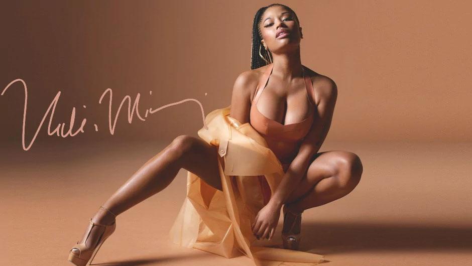 MAC x Nicki Minaj Nude Lipsticks Are Here--And We've Got Swatches