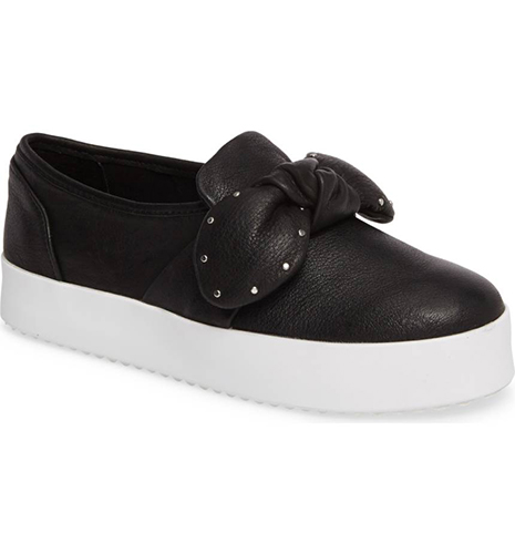 Stacey Studded Platform Slip-On