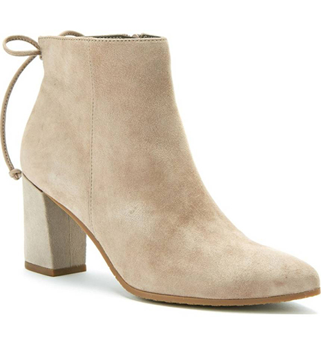 Tiana Waterproof Pointy Toe Bootie