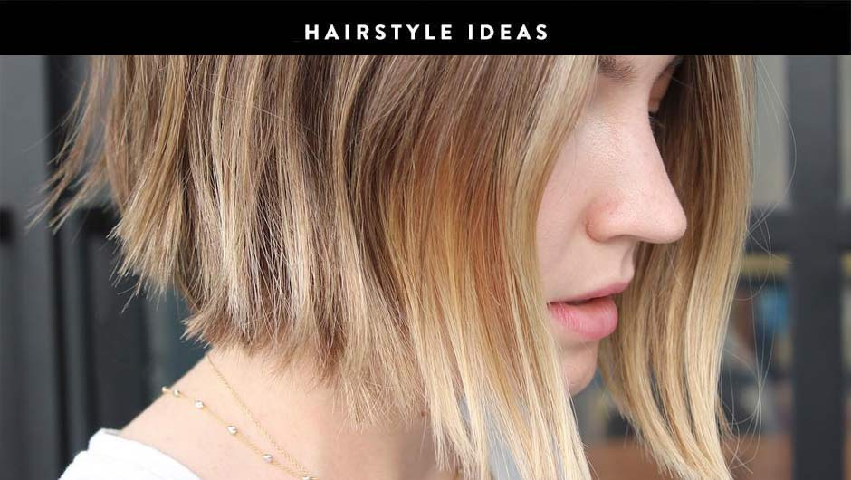 Need A New Look For Fall Check Out These Cool Asymmetric Hairstyle