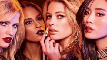 Balmain x L'Oréal Lipsticks Are Here--And We've Got Swatches!