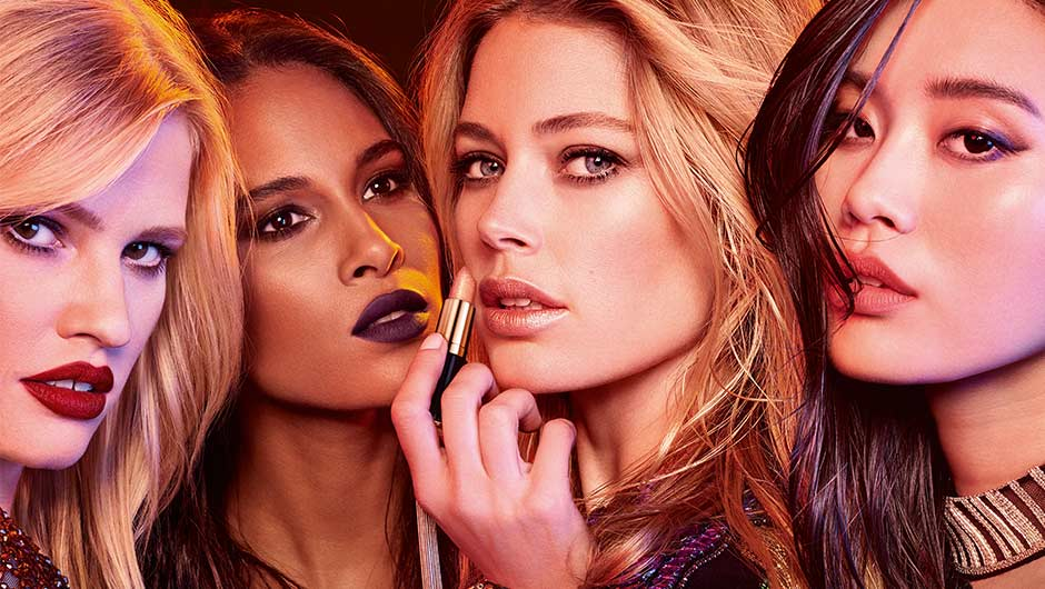 Balmain X L'oréal Lipsticks Are Here–and We've Got Swatches!