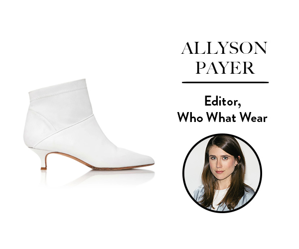 Allyson Payer, Editor, Who What Wear