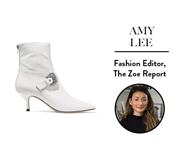 Amy Lee, Fashion Editor, The Zoe Report