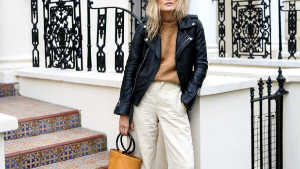 3 Easy Tricks For Breaking In A New Leather Jacket