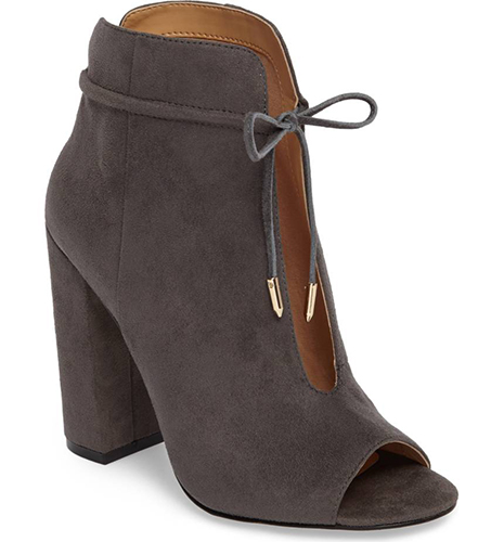 by Zendaya Netty Open Toe Bootie