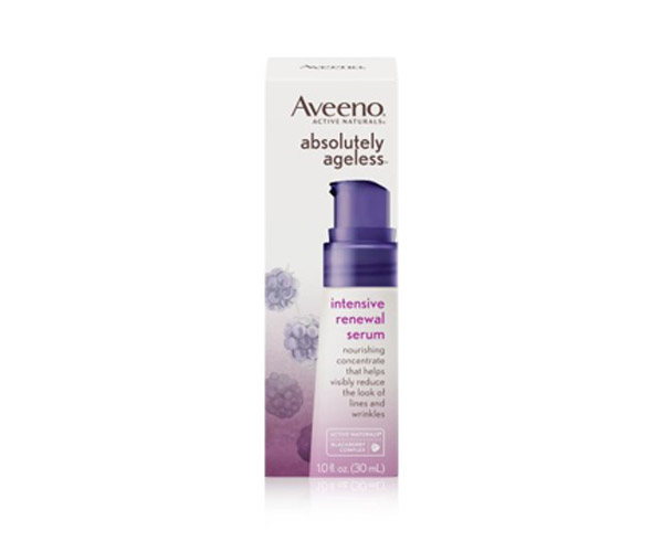 Aveeno Absolutely Ageless Intensive Anti-Aging Renewal Serum
