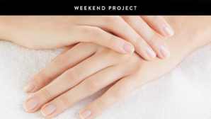 Weekend Project: Make Your Own Cuticle Moisturizer