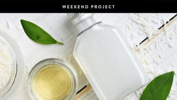 Weekend Project: Make Your Own Chemical Free Shampoo (It's Really Easy!)