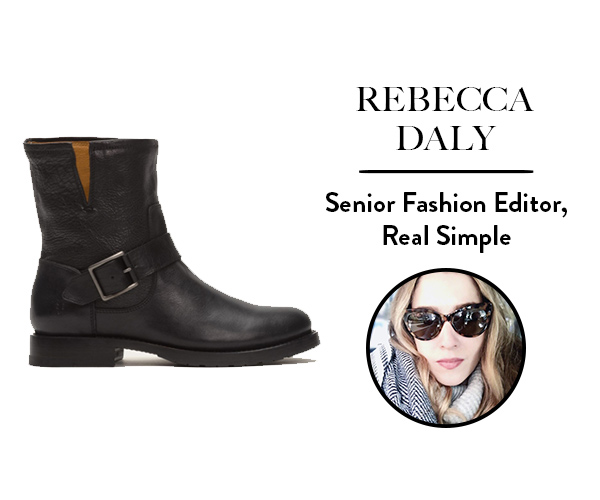 Rebecca Daly, Senior Fashion Editor, Real Simple