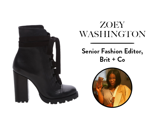 Zoey Washington, Senior Fashion Editor, Brit + Co