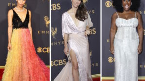 You HAVE To See The Most Talked About Red Carpet Dresses From The 2017 Emmys